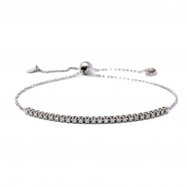 Luna collection - Crieri diamond tennis bracelet